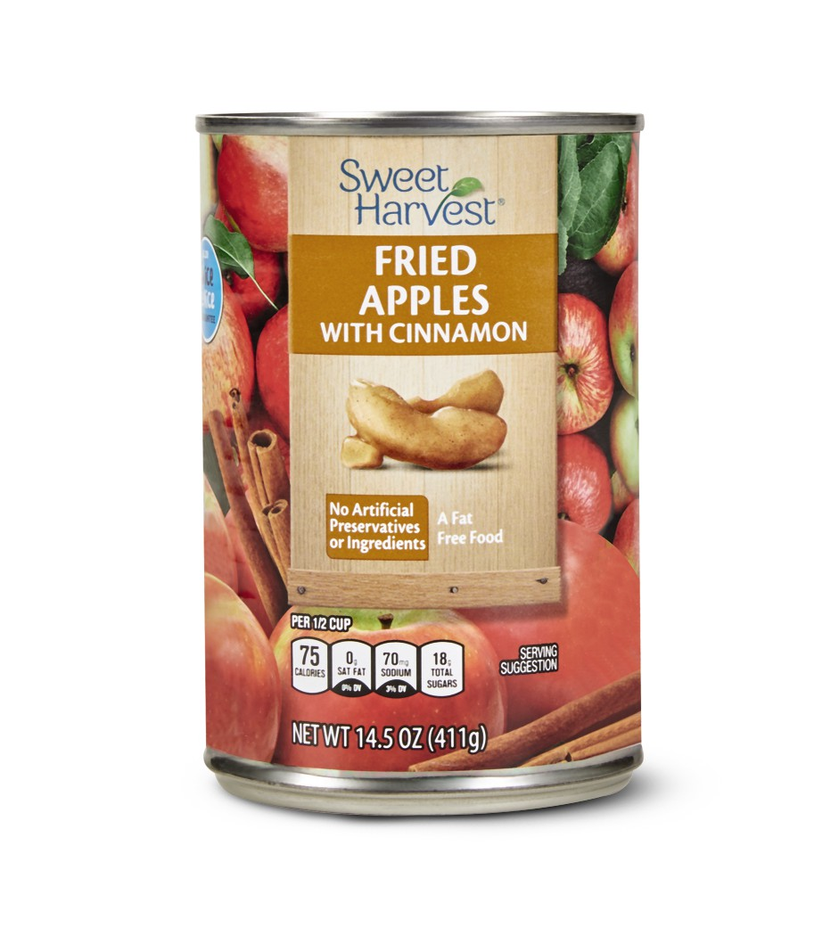 aldi fried apples