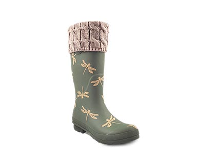 aldi dragonfly boots