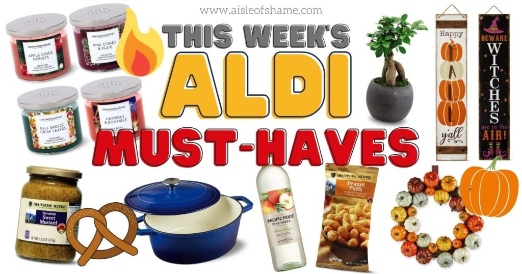a logo of aldi must haves for the week of september 16 2020