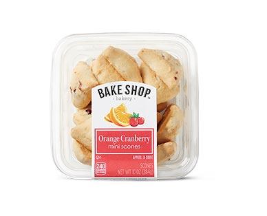 aldi orange cranberry scones