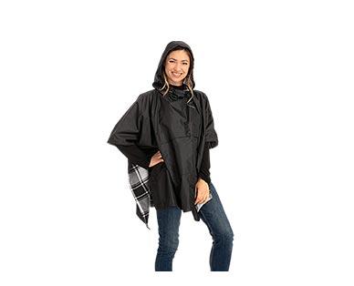 Aldi blanket poncho