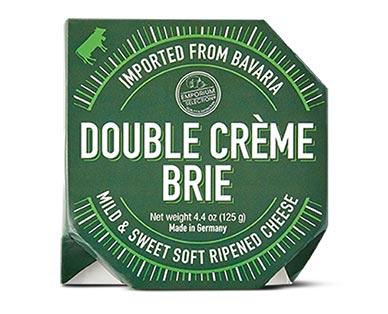 double creme brie at aldi
