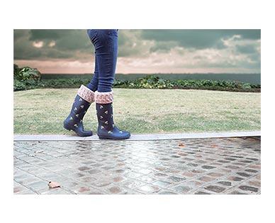 aldi rain boots
