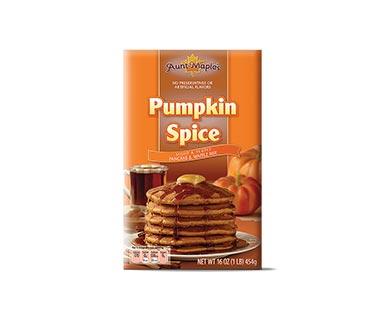 aldi pumpkin spice pancake mix