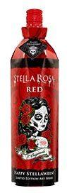 Stella Rose Halloween WIne at Aldi
