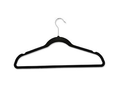 Aldi velvet touch hangers