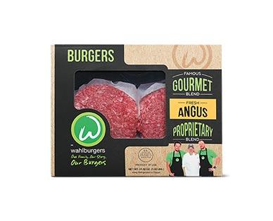 wahlburgers at aldi