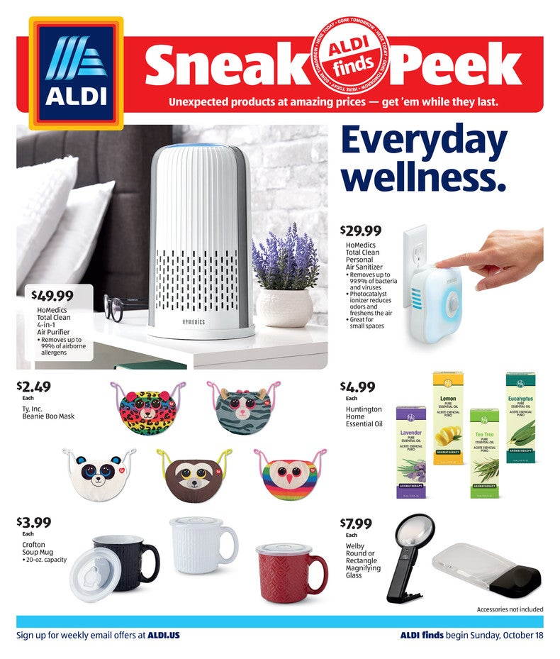 aldi ad preview october 21st 2020