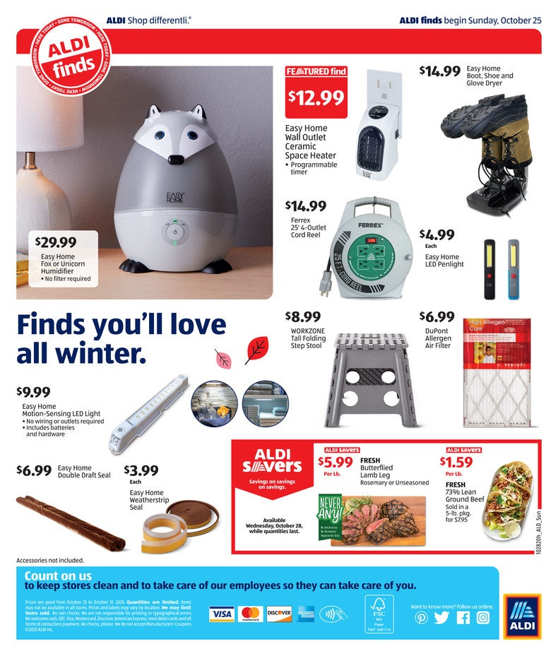 aldi ad preview october 28th 2020 page 4 of 4