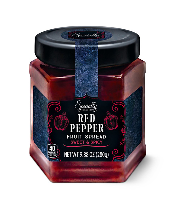 Specially Selected Red Pepper Chutney