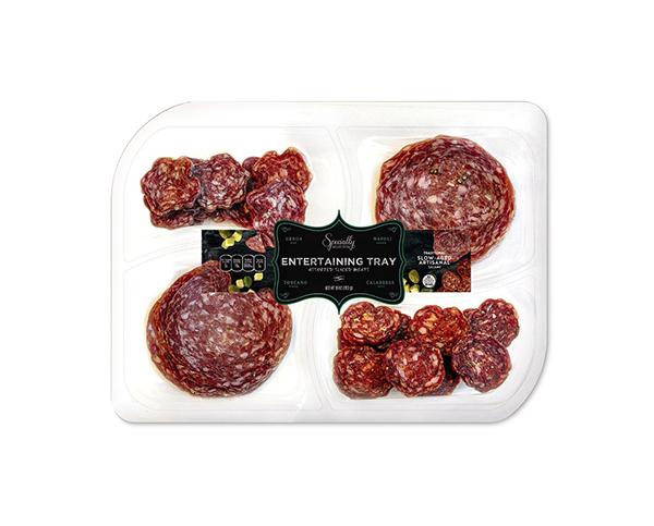 aldi meats tray
