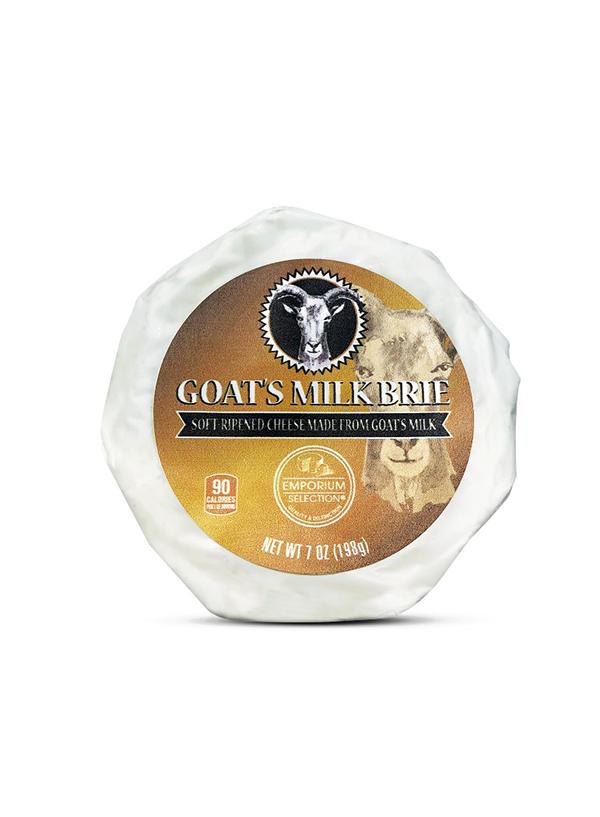 aldi goat's milk brie