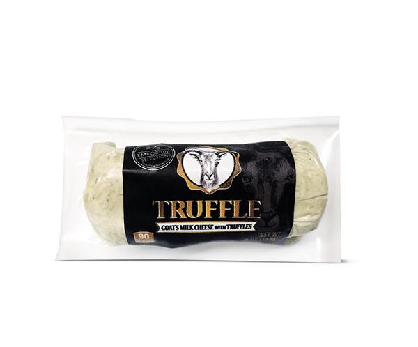 aldi truffle goat cheese