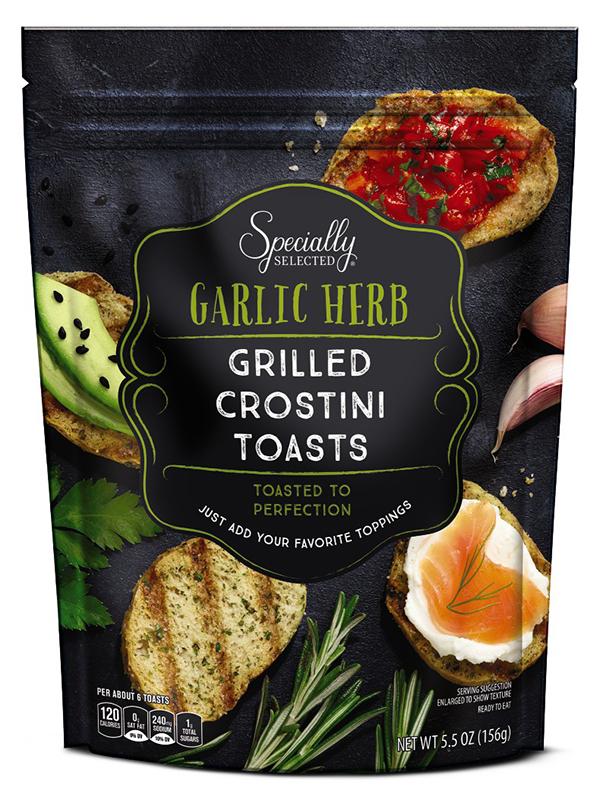 aldi crostini crackers