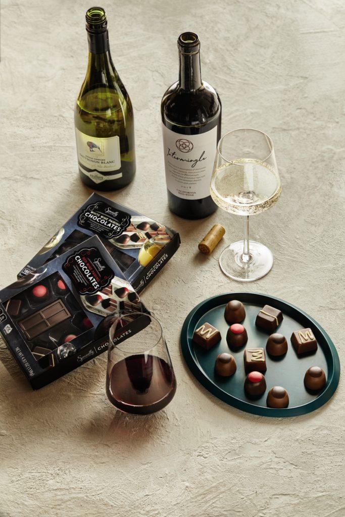 aldi chocolates for wine pairing