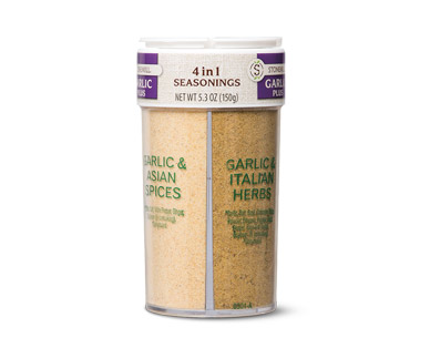 stonemill aldi italian week seasonings