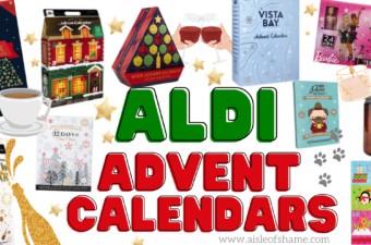 aldi advent calendars