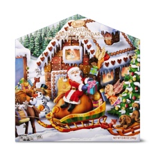aldi choceur premium chocolate advent calendar