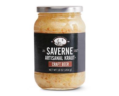 craft beer sauerkraut