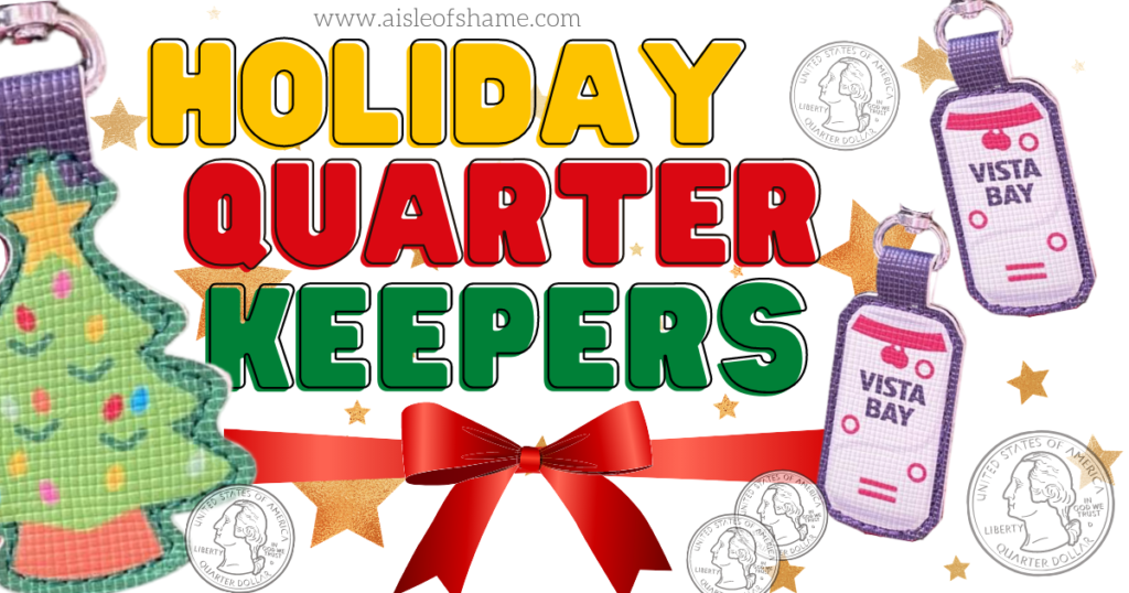 holiday quarter keepers