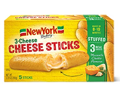 frozen cheese sticks
