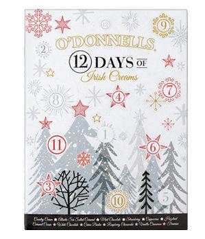 aldi irish cream advent calendar