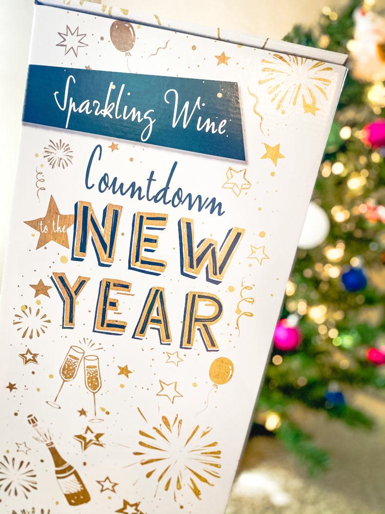 sparkling wine aldi new years countdown