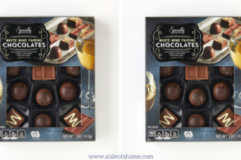 wine pairing chocolates