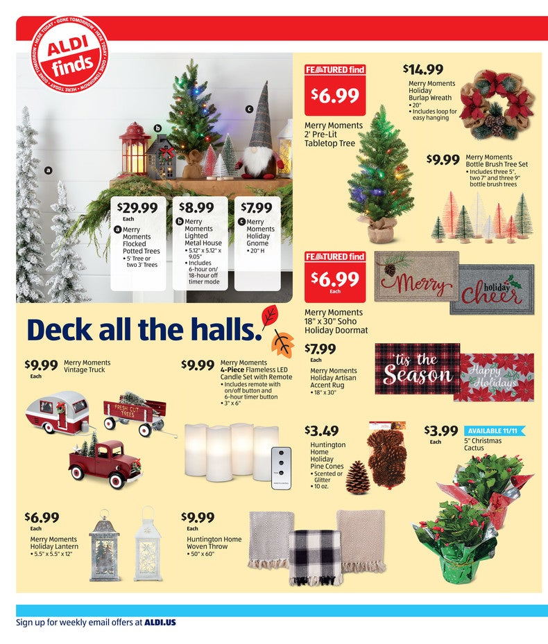 Aldi Ad November 17th 2020 Page 2 of 4