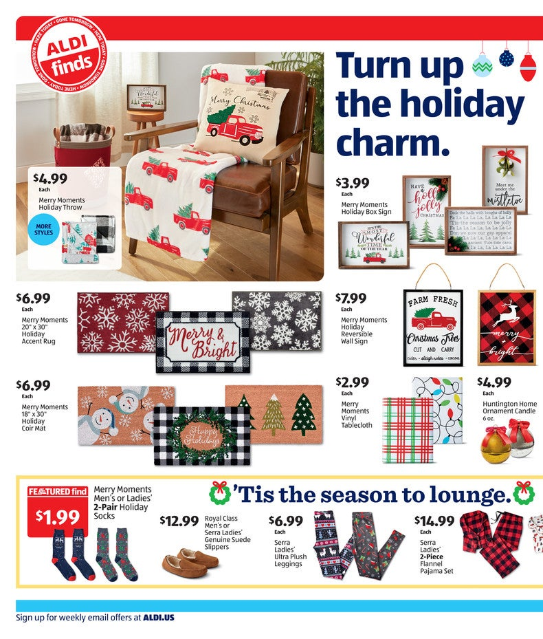 Aldi Ad November 25th 2020 Page 2 of 4