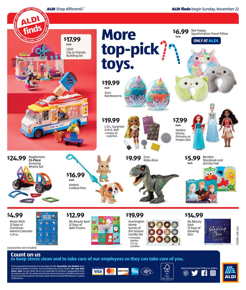 Aldi Ad November 25th 2020 Page 4 of 4