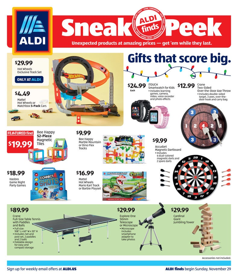 Aldi Ad December 2nd 2020 Page 1 of 4