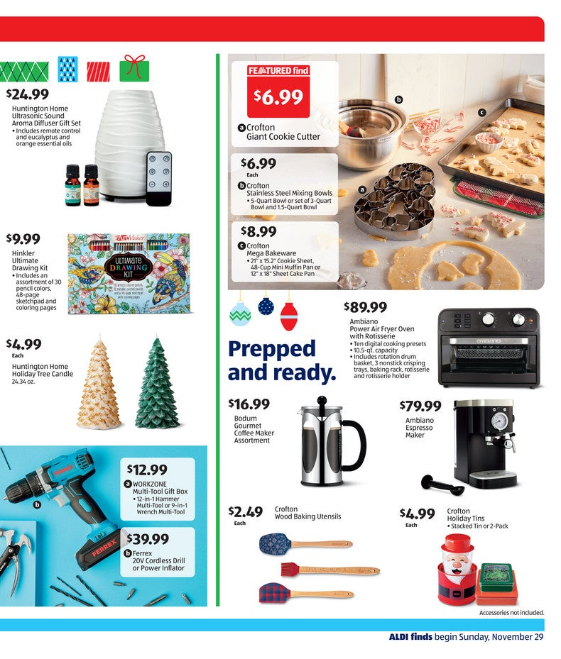 Aldi Ad December 2nd 2020 Page 3 of 4