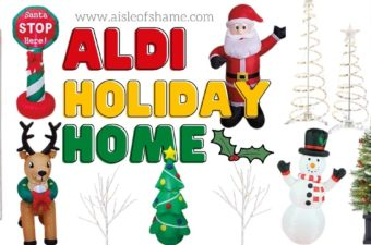 Aldi christmas inflatables