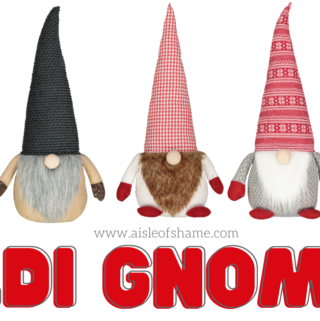 Aldi Gnomes