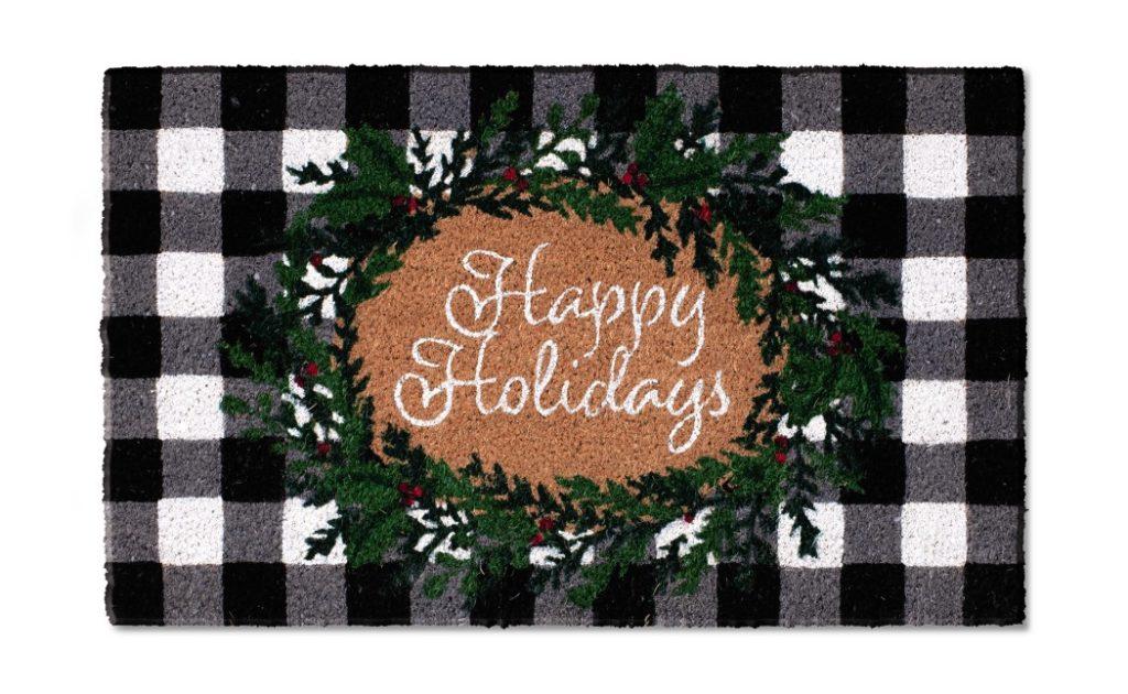 Merry Moments 18 x 30 Holiday Coir Mat