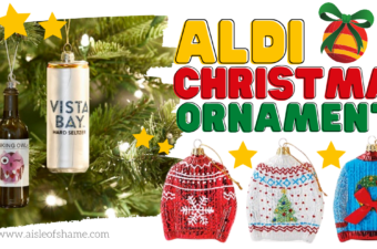 Aldi Christmas Ornaments