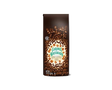 caramel macchiato ground coffee