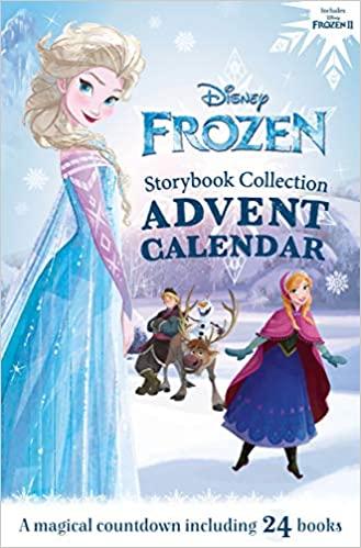 frozen storybook advent calendar