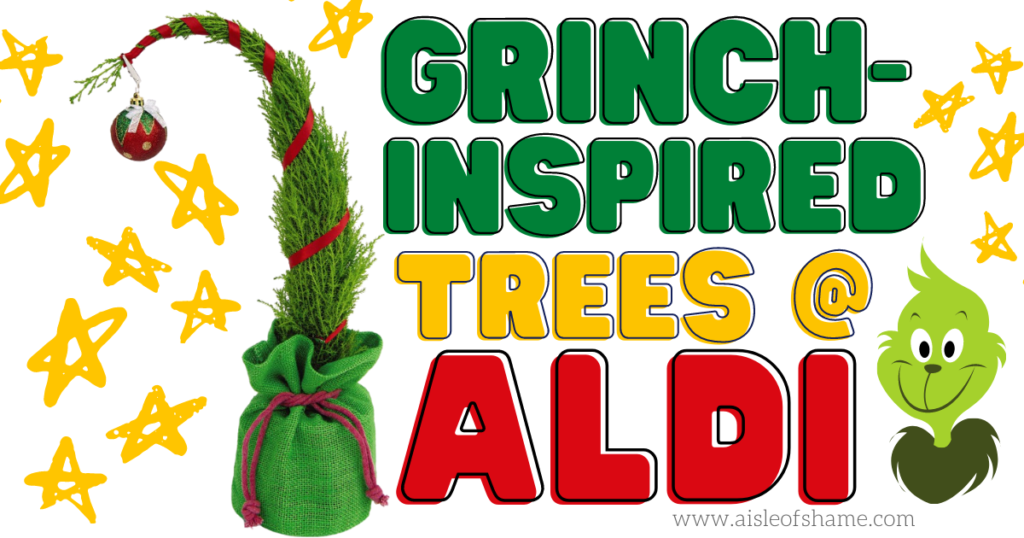 grinch trees