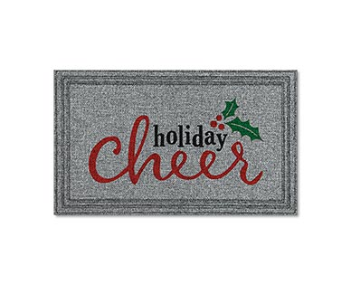 aldi holiday rugs