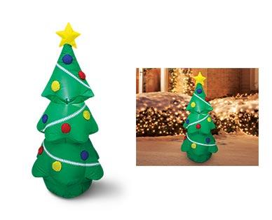 aldi christmas inflatables