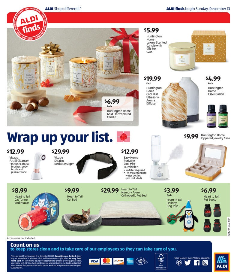 Aldi ad for december 16th 2020 page 4 of 4