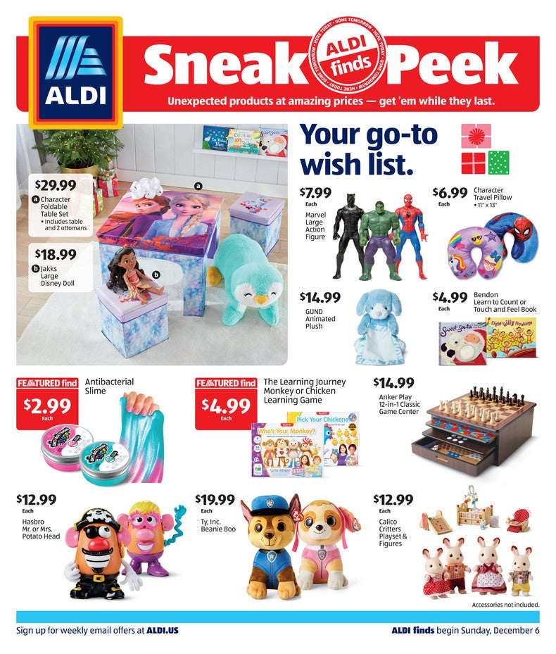 aldi ad december 9th 2020