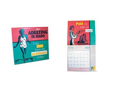 aldi wall calendar 2021 $3.99