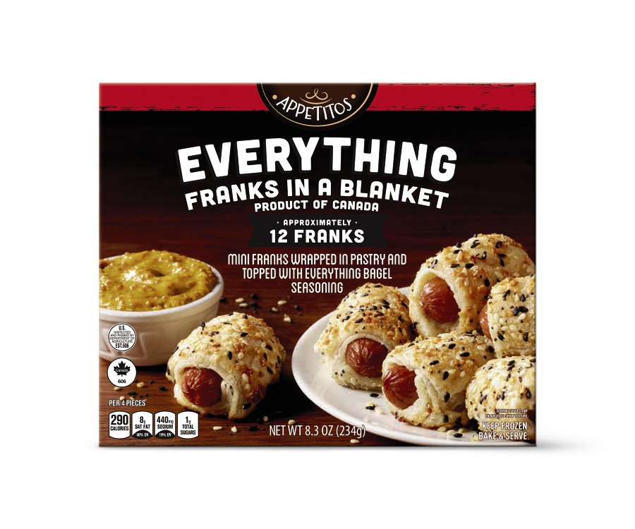 everything pigs in a blanket at aldi