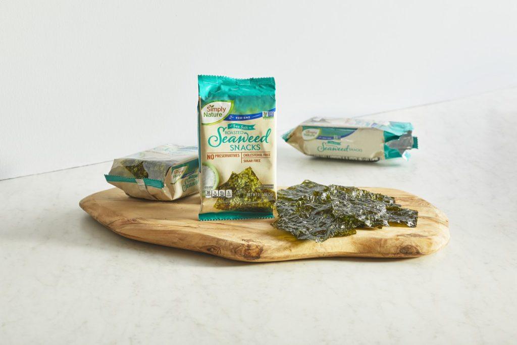 aldi seaweed snacks