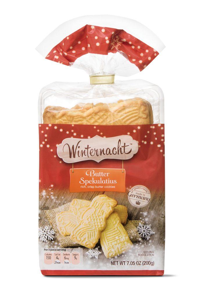 Winternacht Butter Spekulatius from Aldi