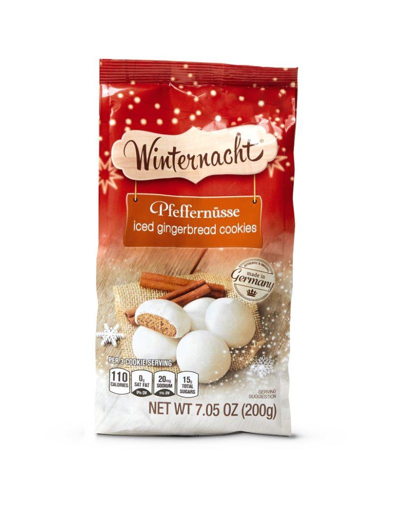 Winternacht Pfeffernusse from Aldi