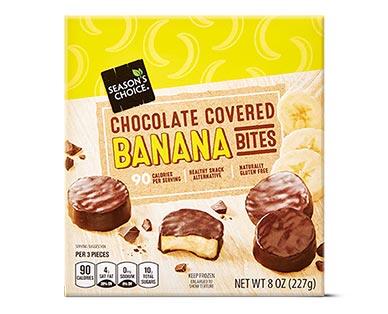 aldi chocolate covered bananas